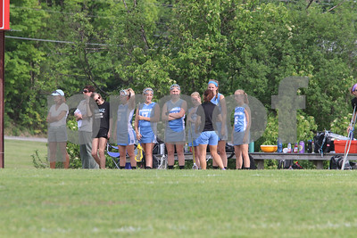 South Burlington at CVU Girls Lacrosse