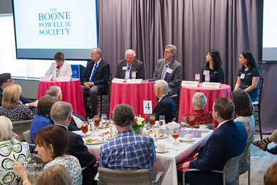 Boone Powell Sr. Society Luncheon 2017