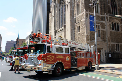Newark Fire Departments 46th annual Historical Association Apparatus Muster