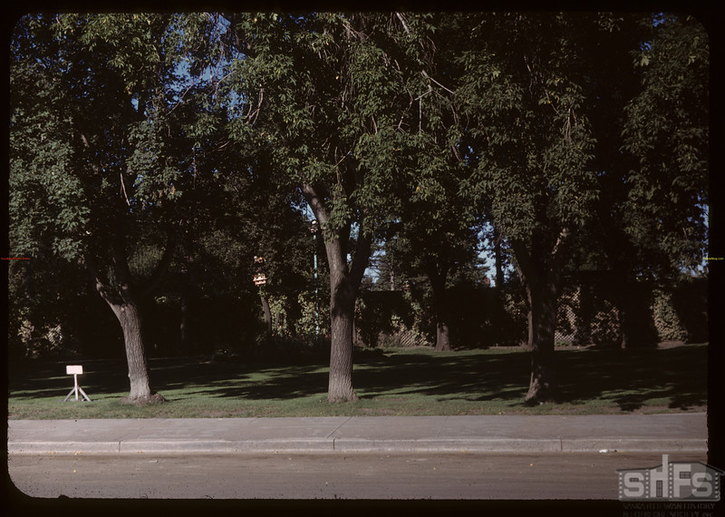 Across from Post Office.  Yorkton.  08/30/1949