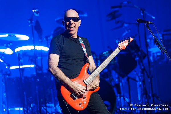 Joe Satriani @ The State Theatre - 6 Nov 2014