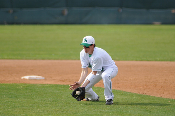Hokes Bluff vs Glencoe, March 20, 2010