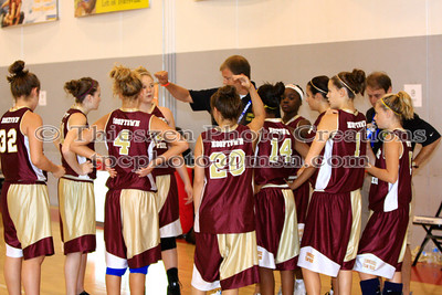 kansas belles VS Tn Team Pride Maroon