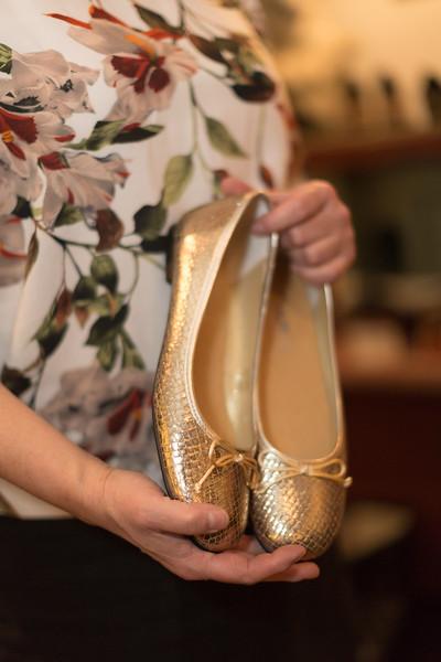 La Gunilla y sus zapatos at Hotel Bergmästaren 30012017