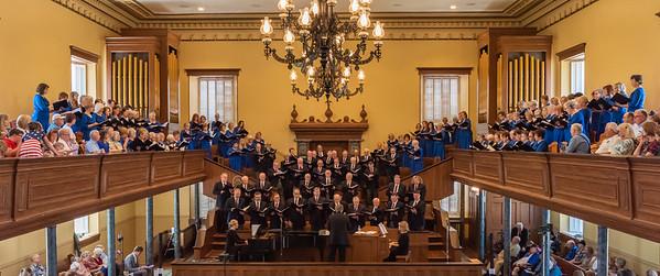 2019-06-08 Southern Utah Heritage Choir Flag Day Concert