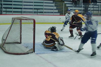 BHS Hockey vs Weymouth 011812