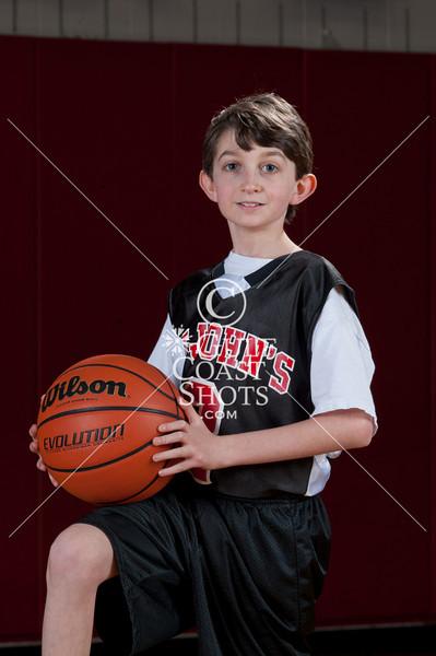 2010-12-08 Basketball Boys SJS 7B Portraits