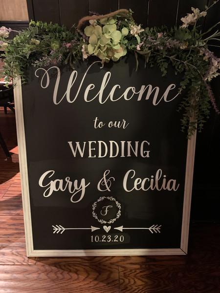 Cecilia & Gary
