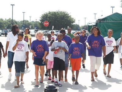 Team B.O.N.D 10U National tournament