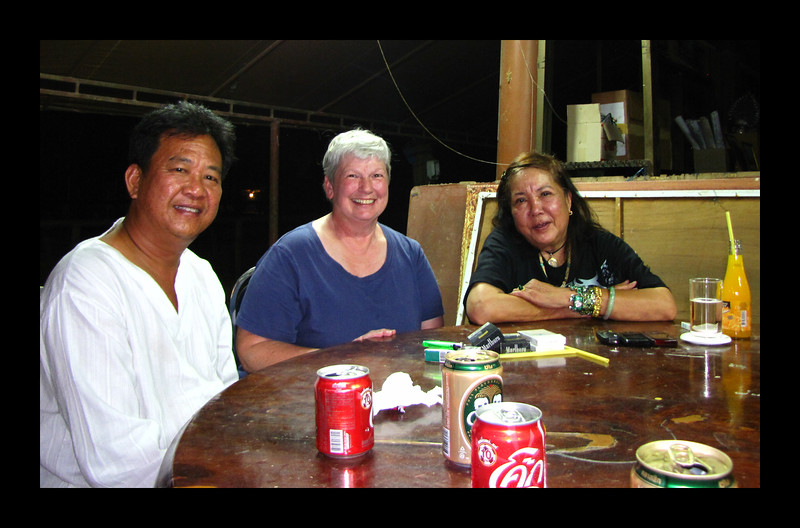 With Thai Royalty - 2010.jpg