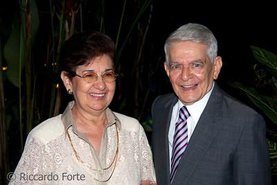 Elsa y Pedro Pablo: 50 años juntos