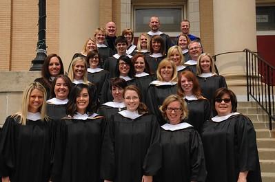 LPS Staff Graduating from Nebraska Wesleyan