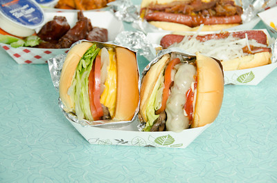 Big City Burgers Selects