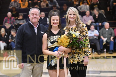 2019-02-21 CHEER Sophomore Recognition