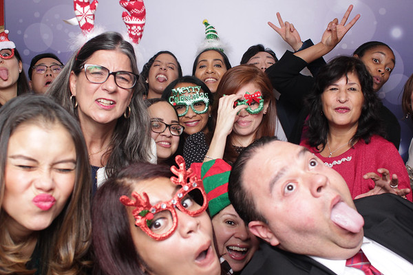 UBS Holiday Party 2019
