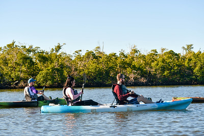 9AM Mangrove Tunnel Kayak Tour - Dyner & Moehrle