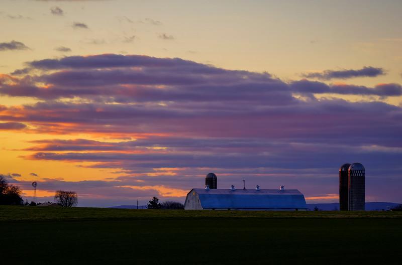 sunset - Amish Country Skyline3-2-16(p).jpg