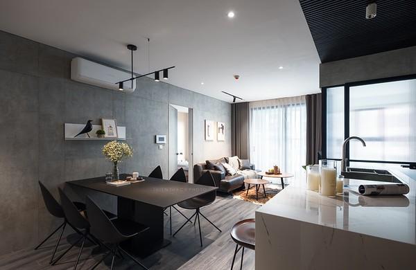 ISGA Interior Design by HO Studio