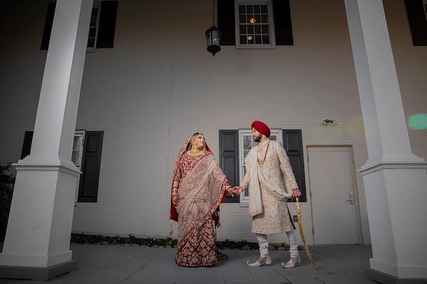 NAVPREET NAVNEET WEDDING