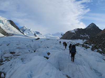 HASC - Tasman Glacier, 30th January - 04th February 2011