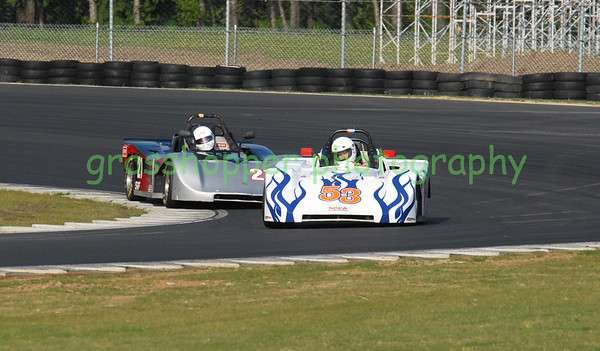 SCCA National Races 2008