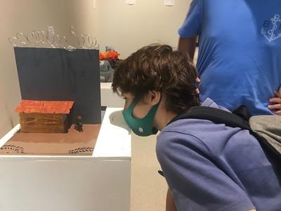 IB Art Mini Exhibition