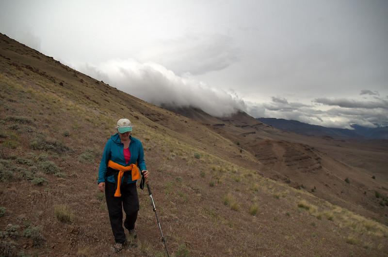 Alvord Peak Steens Mountain Wilderness Oregon