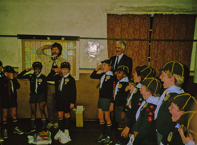 Cross Memorial Trophy Presentation