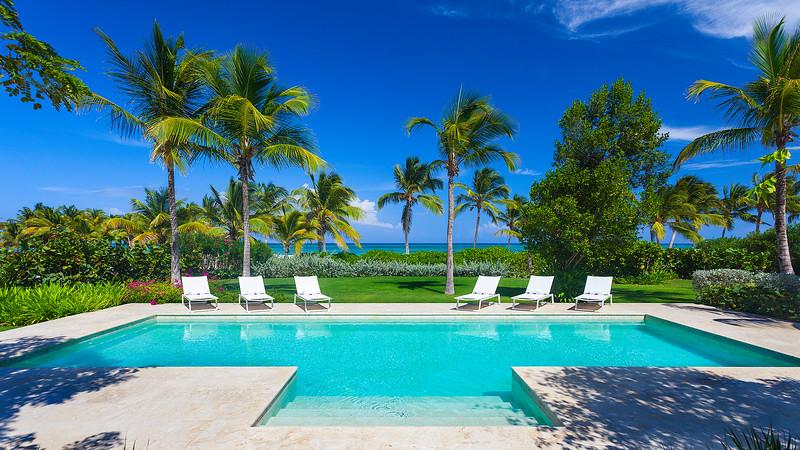 Pool, Casa Caribe; Punta Cana, Dominican Republic