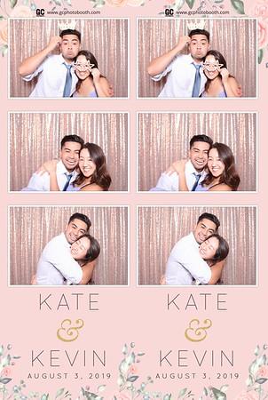 08-03-2019 Kate & Kevin Bai