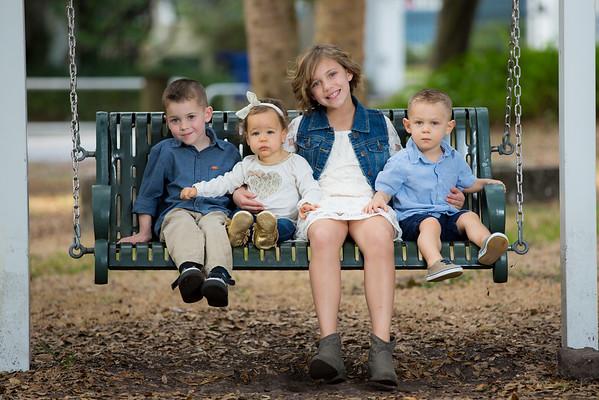 Tiffany & Justin's Family Photos