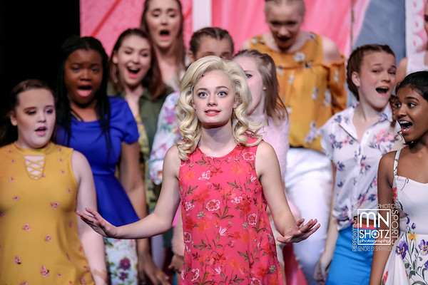 Legally Blonde - Act 1