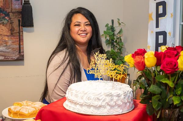 Congratulations Alyssa