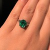 3.08ct Vintage Emerald Solitaire, by Tiffany & Co 10