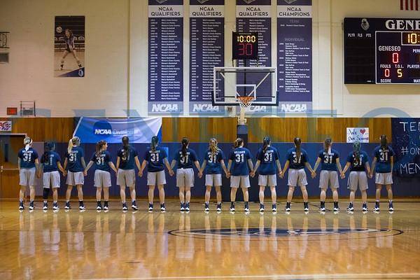 SUNYAC Championship Women's Basketball vs. New Paltz