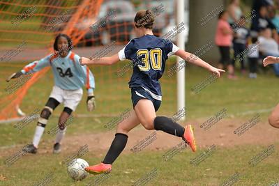 PJP Girls Soccer v Pottstown