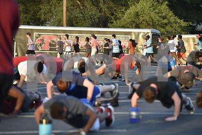 8/9/16 Robert E. Lee Band Camp by Andrew D. Brosig