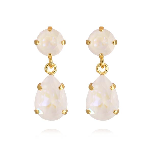 Mini Drop Earrings / Light DeLite