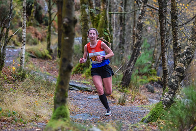 Betws Trail Challenge at 4.5kM
