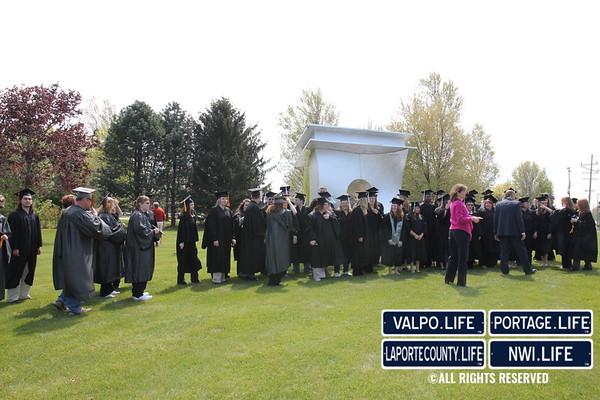 2012 PNC Grads Photo with Chancellor