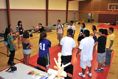 2010 YAC Advanced Training 3