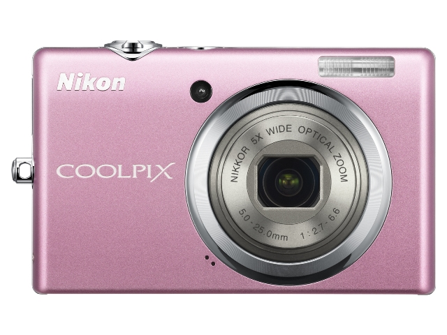 Nikon Coolpix S570 Pink