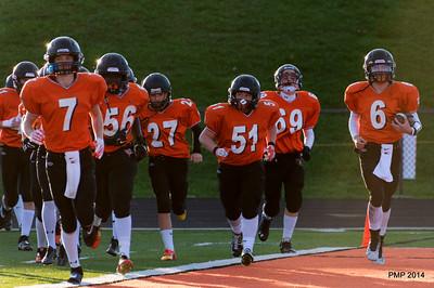 2014 Ryle Raiders Football - Freshmen