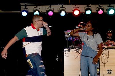 The BKHIPHOPFEST JUICE - Hip Hop Exhibition 7/10/15