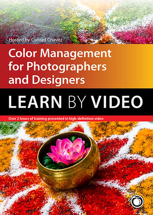 Color Management for Photographers and Designers cover