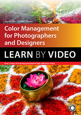 Color Management for Photographers and Designers (video)
