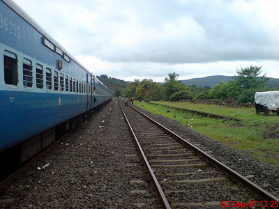 Travel through Konkan - Kerala to Chandigarh