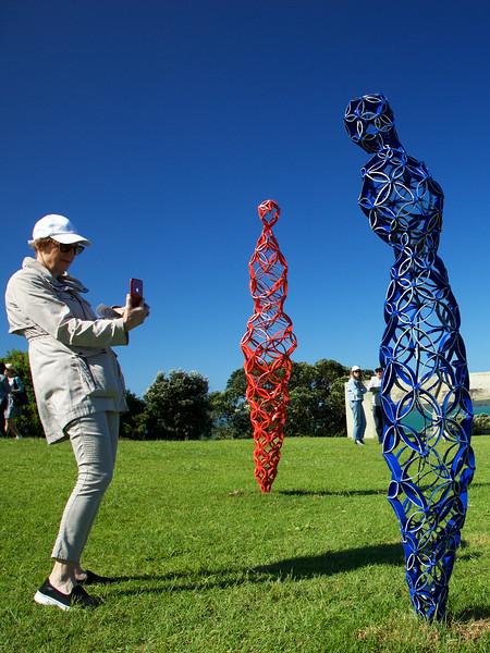 Sculpture OnShore 2018