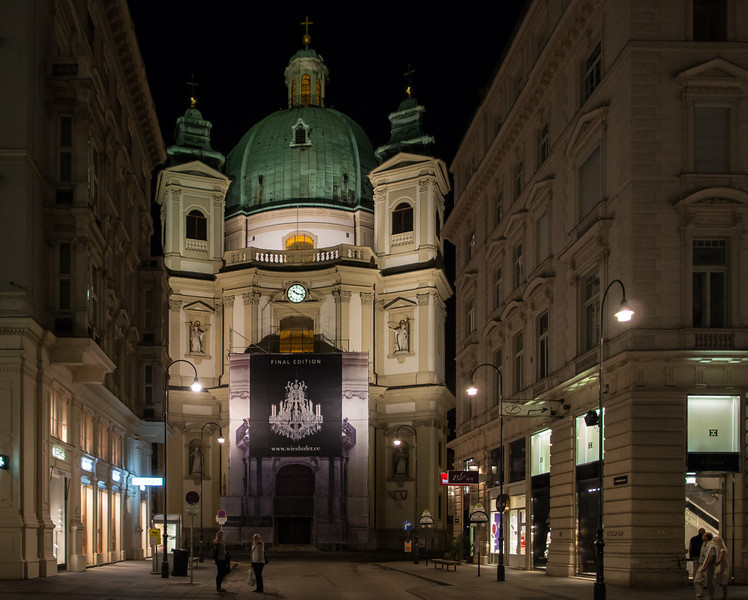 St Peter's Cathedral, Vienna