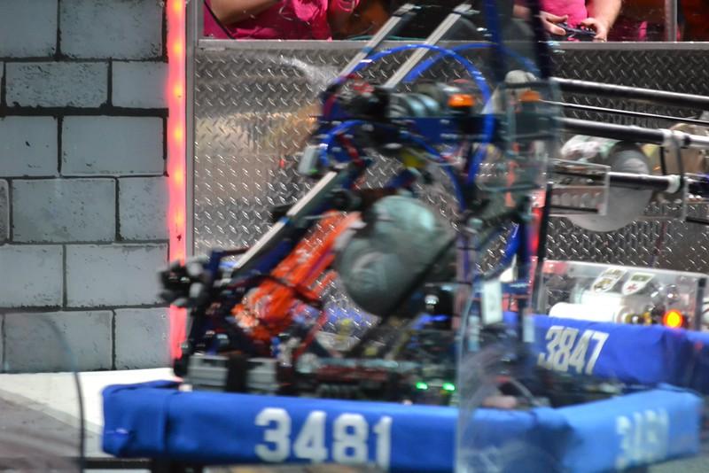 2016 First Bayou Regional Robotics Competition - Bouvier - 677